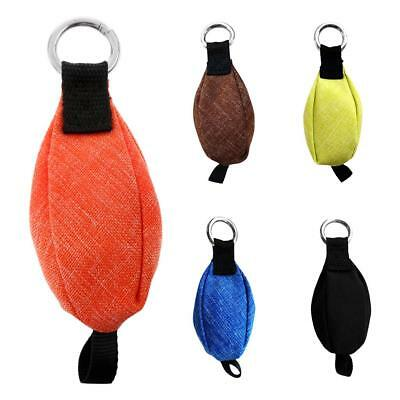 250g Throw Weight Bag Pouch for Tree Climbing Arborist & Tree Swing Installation