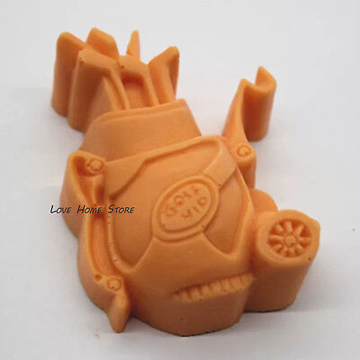 3D golf Soap Mould Candle Melt Hand Craft Silicone Cake Fondant Chocolate Mold