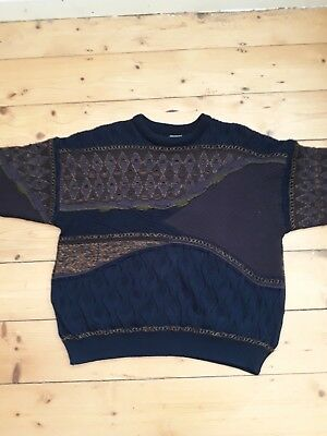 Men's 80's Style Sweater Size M