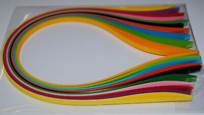 Quilling  Pack Of 100 Strips 3Mm Wide