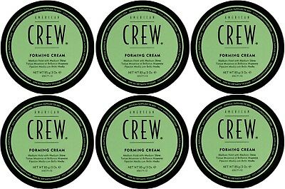 AMERICAN CREW FORMING CREAM 85g X 6 FREE SHIPPING