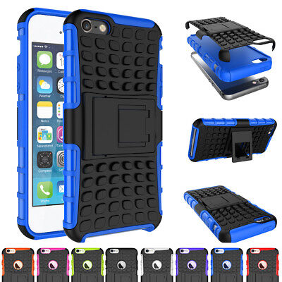 Shockproof Protect Hybrid Kids Rugged Case For Apple iPod Touch 5 6 5th 6th Gen