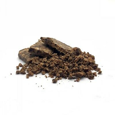 200g Raw African Black Soap Natural  UK Stock FREE UK Delivery