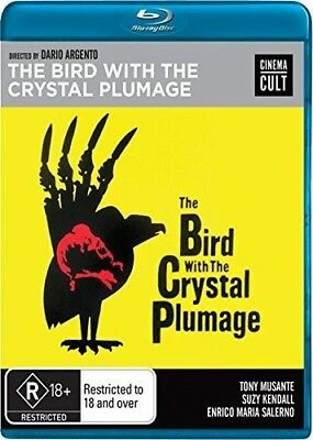 Bird With The Crystal Plumage 9345228002506 (Blu-ray Used Very Good)
