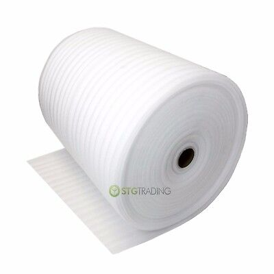 Foam Rolls 500mm 750mm x 200m Underlay Packaging Carpet Insulation Rolls