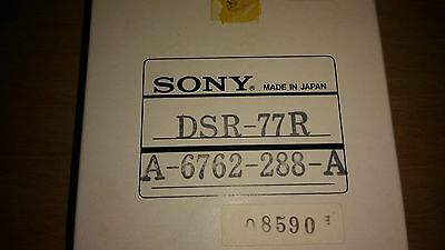 New Old Stock SONY DSR-77R A-6762-288-A Upper drum Head IB