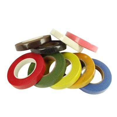 Coloured Wax Floral Tape Florist Wax Stem Stemtex