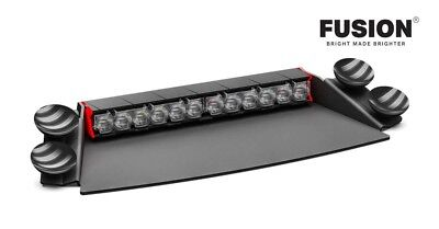 NEW Feniex Fusion 2X Single Color Dash Light - Made In USA