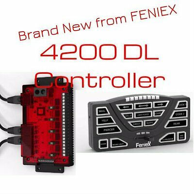 NEW Feniex 4200 Data Link Controller w/Included Bluetooth Module Add-On Option