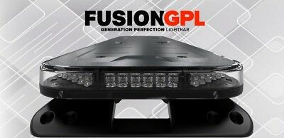 "Newly Re-Designed Feniex FusionGPL 49"" Single Color Exterior Light Bar"