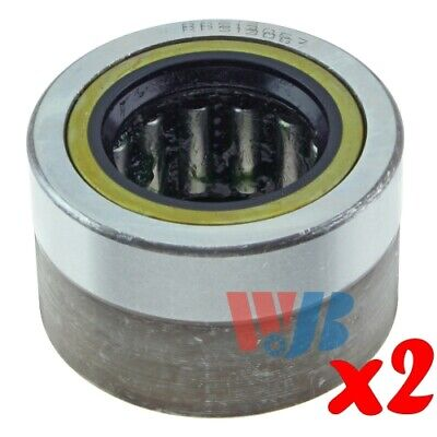 Pair of 2 Rear Axle Repair Wheel Bearing WBRP513067 RP-513067 TRP59047 R59047