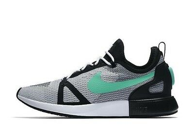 Nike Duel Racer 927243-103 White Menta Black Women's Sportswear Running Shoes