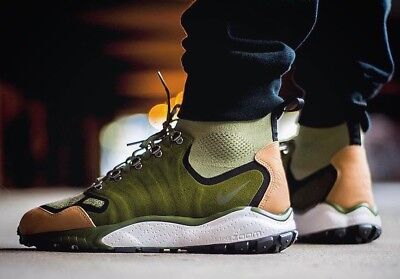 0961a26928af7 Nike Air Zoom Talaria Mid Flyknit PRM 875784-300 Palm Green Men s Running  Shoes