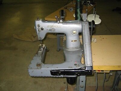 Singer 261 with motor and table.