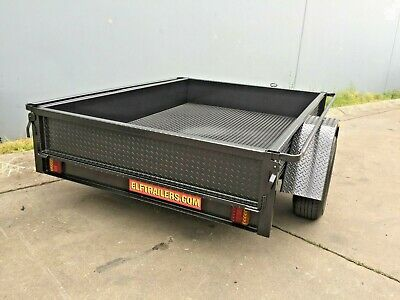 Box Trailer LED-Brand New 7X5 FT HEAVY DUTY also 6x4 7x4 8x5 8x4 model available