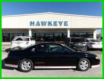 2002 Chevrolet Monte Carlo SS 2002 SS Used 3.8L V6 12V Automatic FWD Coupe Premium OnStar