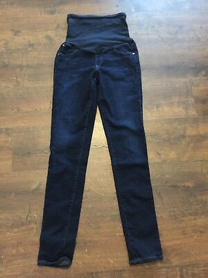 Women's ADRIANO GOLDSCHMIED Maternity Blue Jeans, Size 30R, GREAT CONDITION!