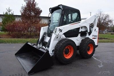 2012 Bobcat S750 2-Speed Skid Loader Clean! Low Reserve Auction.