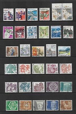 SWITZERLAND - mixed collection No.17