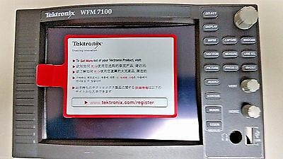 New Tektronix WFM7100/WFM7000 Front Panel Assembly Upgrade WFM71UP WFM7120 FP