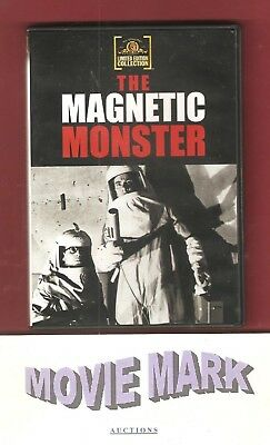 """""""MAGNETIC MONSTER"""" 1953 (MGM Limited Edition Collection) Richard Carlson DVD OOP"""