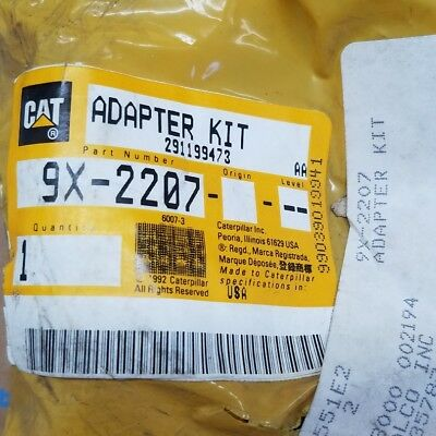 Caterpillar Adapter Kit Mpn 9X2207