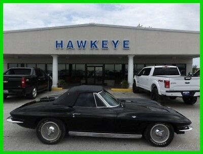 1963 Chevrolet Corvette  1963 Used Manual RWD Convertible