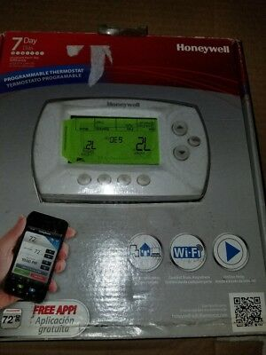 HONEYWELL 7DAY 511 Programmable Thermostat 1020 Easy