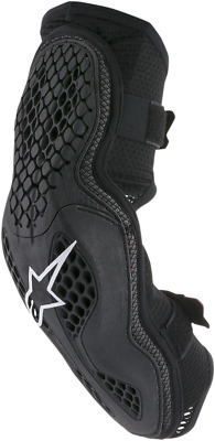 Alpinestars Black Sequence Elbow Protectors Choose Size