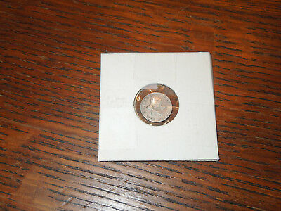 1851 Three Cent Silver Piece Coin
