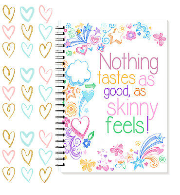 FOOD DIARY COMPATIBLE WITH SLIMMING WORLD PLAN TRACKER LOG [7wk] JOURNAL 33