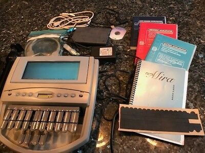 Stenograph Elan Mira Writer with Audio Sync A3