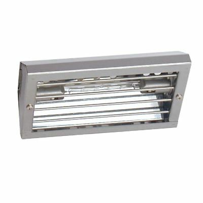 Roband Heat Lamp 500W HL22 Stainless Steel Serving Hot Food Presentation