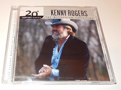20th Century Masters - Millennium Collection: The Best of Kenny Rogers (CD 2004)