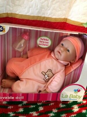 Brand New Rare La Baby Berenguer Doll Boy Or Girl In Box Must See