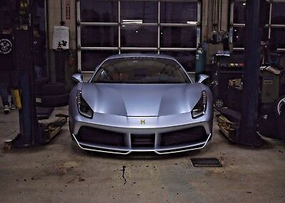 2017 Ferrari 488 GTB Coupe 2017 Ferrari 488 GTB Only 836 miles! Stunning Show Stopper with lots of goodies!
