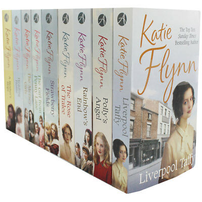 Katie Flynn - 10 Book Set by Katie Flynn, Collections, Brand New