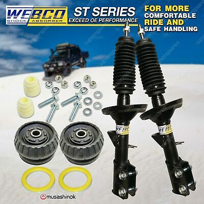 Pair Front Shock Absorber Strut Mount Bearing Kit Commodore VR VS VT VU VX VY II