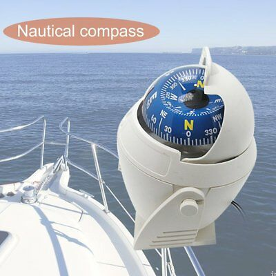 LC760 Sea Marine Military Electronic Boat Ship Car Compass Navigation Position W