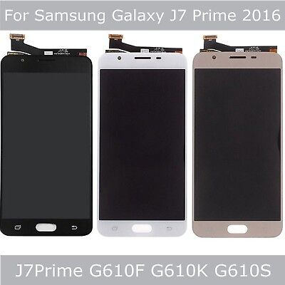 Adjustable LCD Display Screen Digitizer For Samsung Galaxy J7 Prime G610F/K/S
