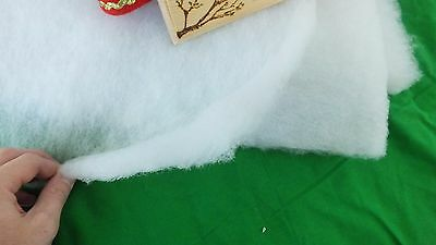 Fake snow roll * Artificial Christmas snow * tree bases nativity grotto scenery