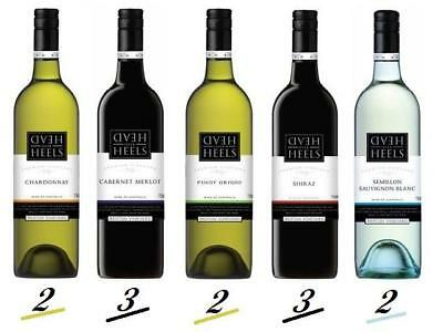 Mixed Dozen | Head Over Heels | Wine of the Riverina region