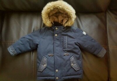 boys coat from next 12-18 months