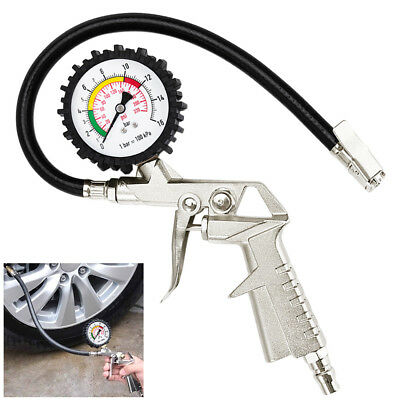 Petrol Engine Compression Tester Kit Set For Automotive  and Motorcycles