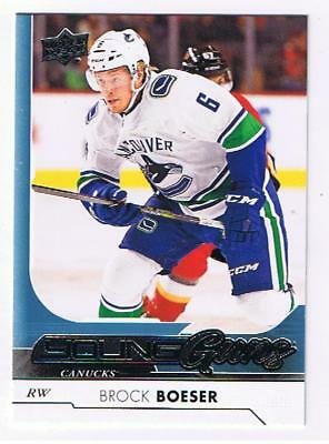2017-18 Upper Deck Young Guns Rookie Card U-Pick Free Combined Shipping Ser 1&2