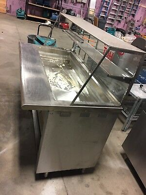 Commercial Hot Food Buffet Table