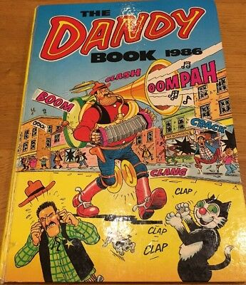 The Dandy Book 1986