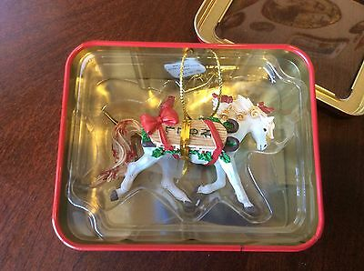 NOEL  Horse of a Different Color by Westland 2010 Holiday CHRISTMAS Ornament