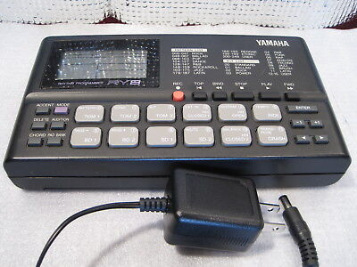 Yamaha RY8 Rhythm Programmer Drum Rhythm Machine Used / Free Shipping