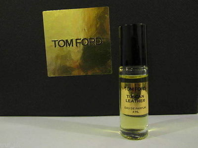 Tom Ford Tuscan Leather 4ml roll on